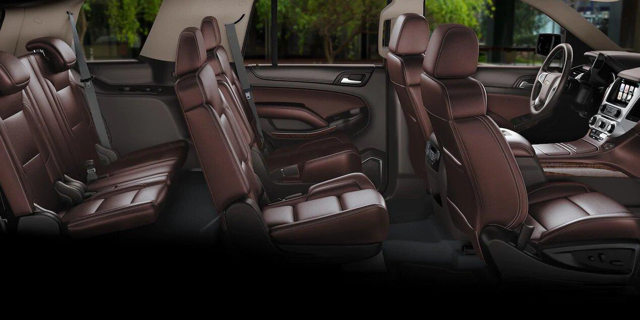 Chevrolet Tahoe Premier 2020 resena opiniones Es una camioneta práctica para los traslados familiares