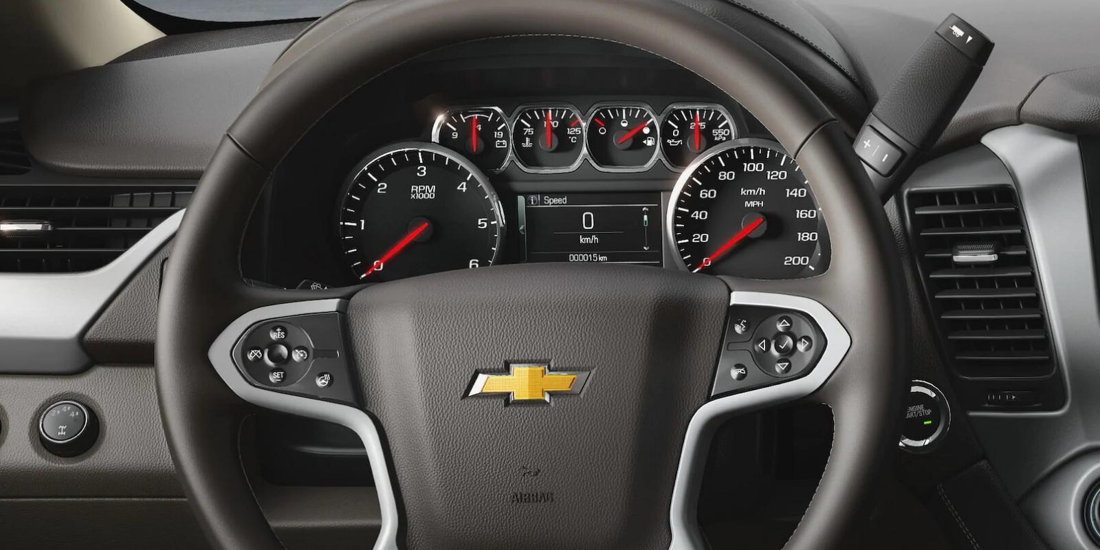 El motor V8 Chevrolet Tahoe Premier 2020 resena opiniones ofrece una potencia de 355 caballos de fuerza