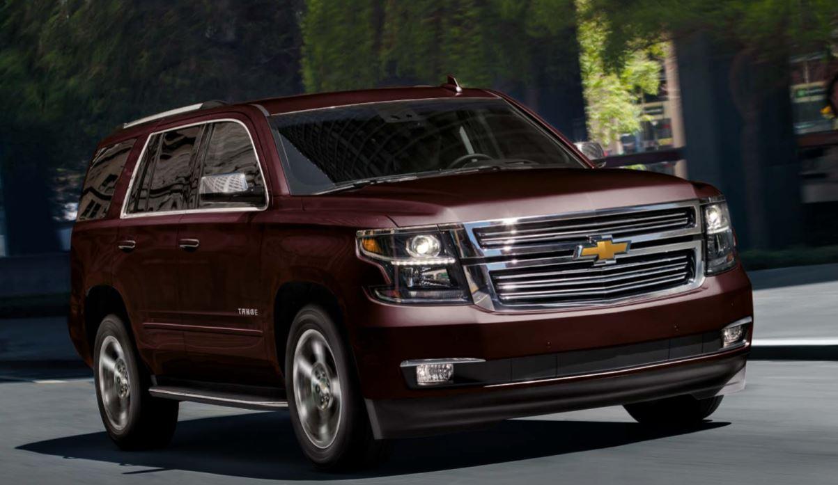Chevrolet Tahoe Premier 2020 resena opiniones Lleva faros principales con tecnología de iluminación xenón