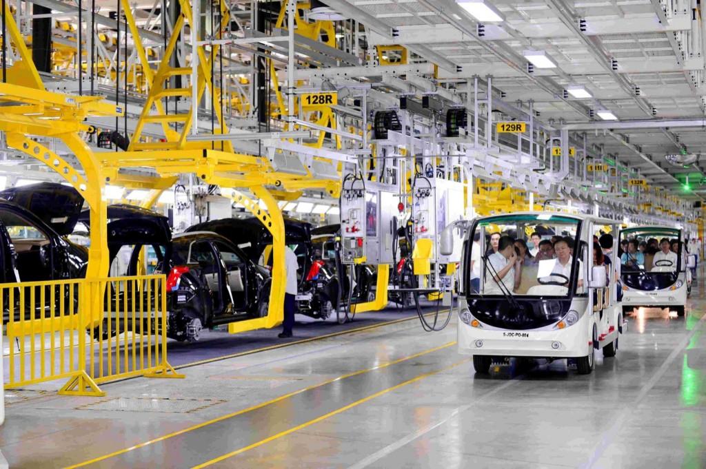 General Motors China