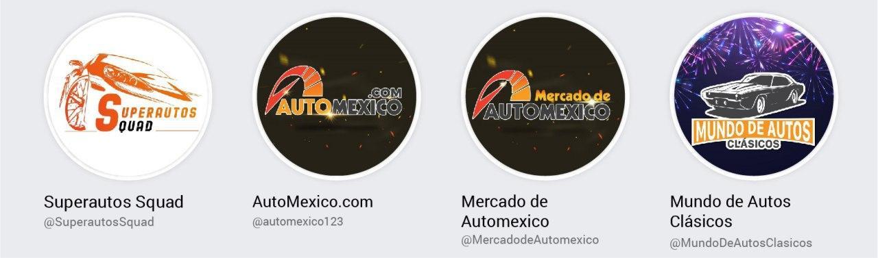 Las fanpages de Automexico.com