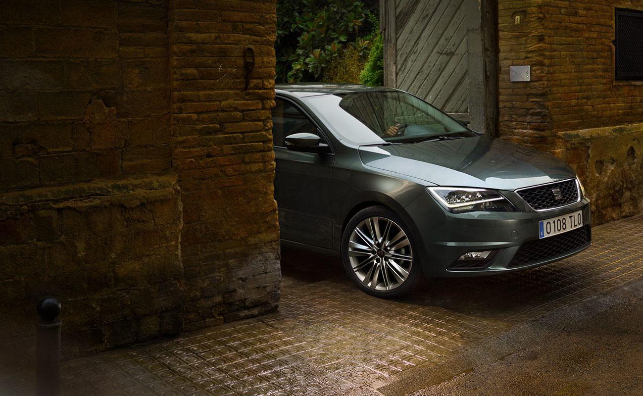 El SEAT Toledo se convirtió en un modelo emblemático