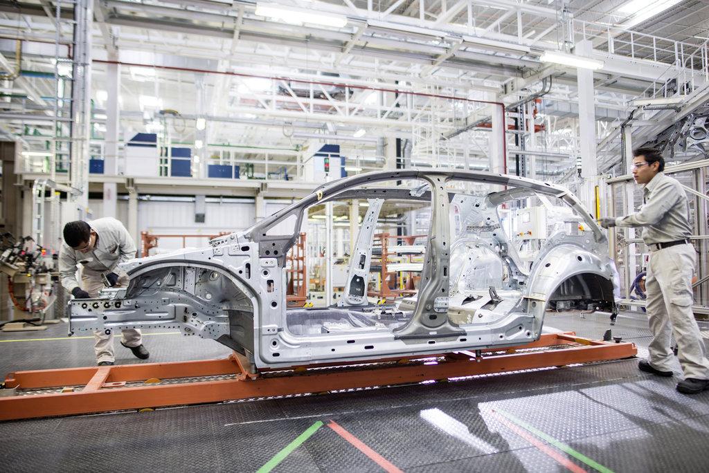 La planta de Volkswagen en Puebla es de las más reconocidas