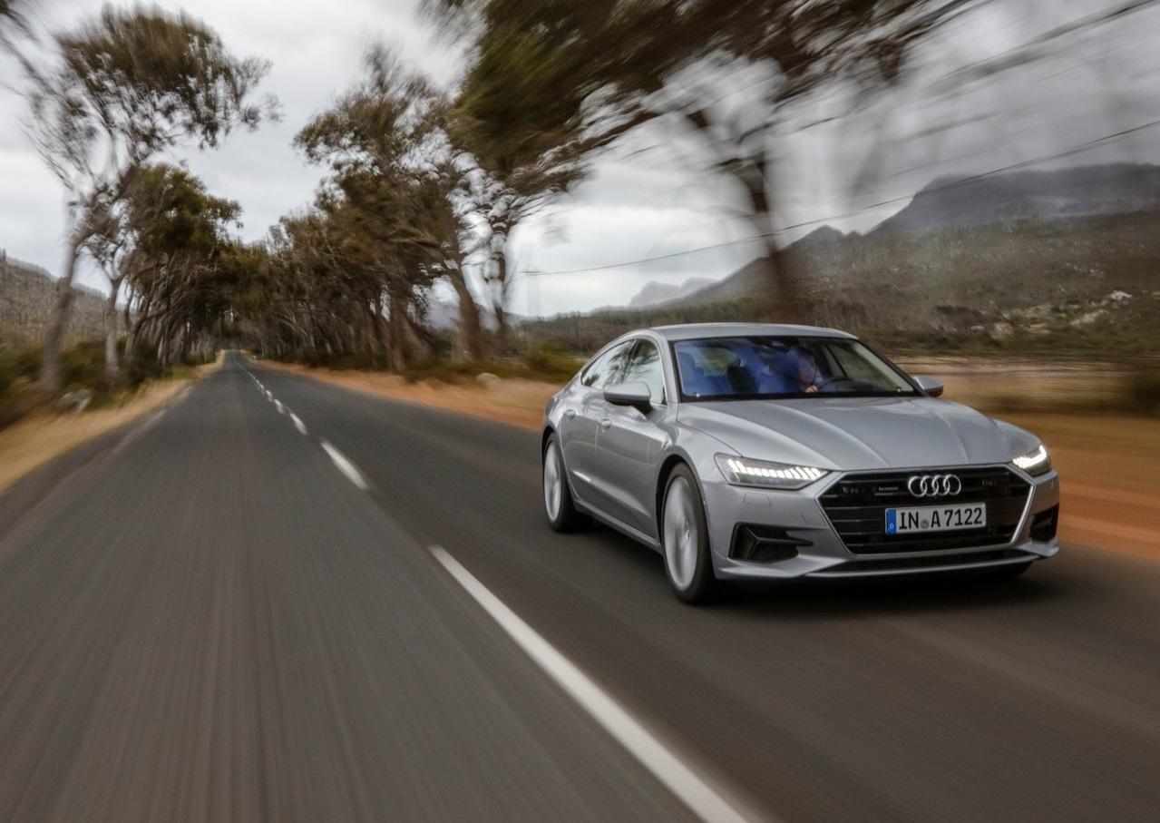 Audi A7 Sportback S Line 2020 resena opiniones
