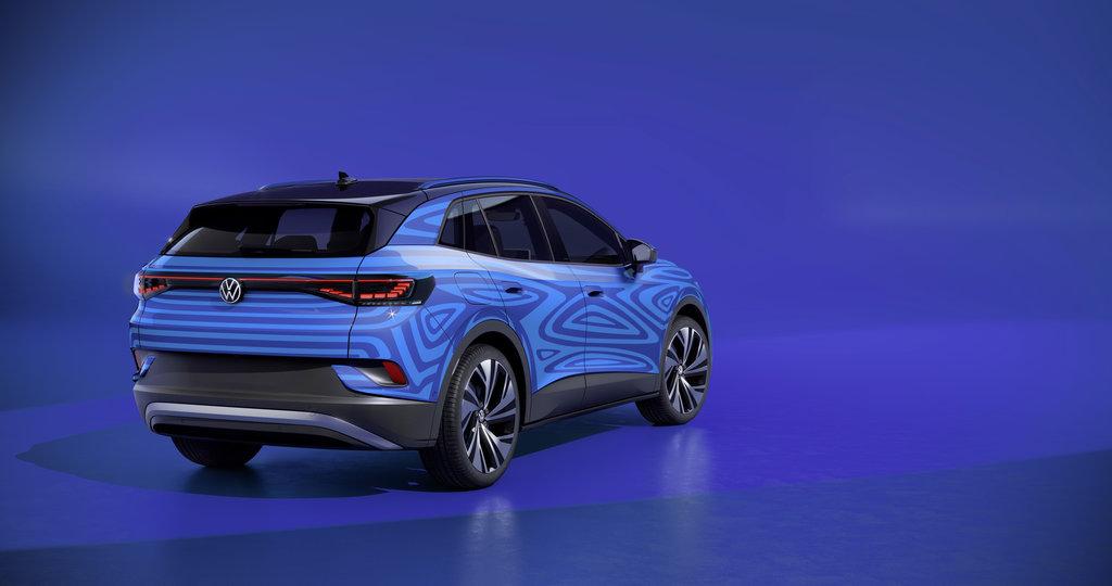 Volkswagen ID.4, la primera SUV eléctrica de la marca