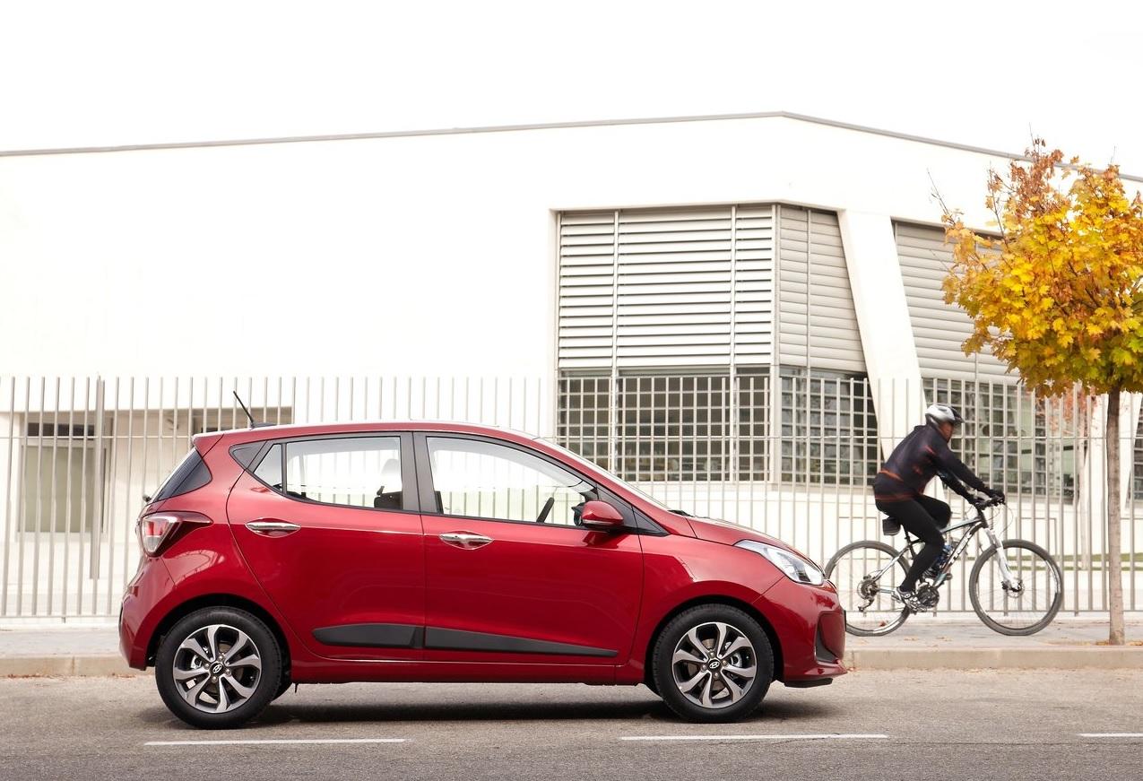 Hyundai Grand i10 Hatchback GLS TA 2020 resena opiniones