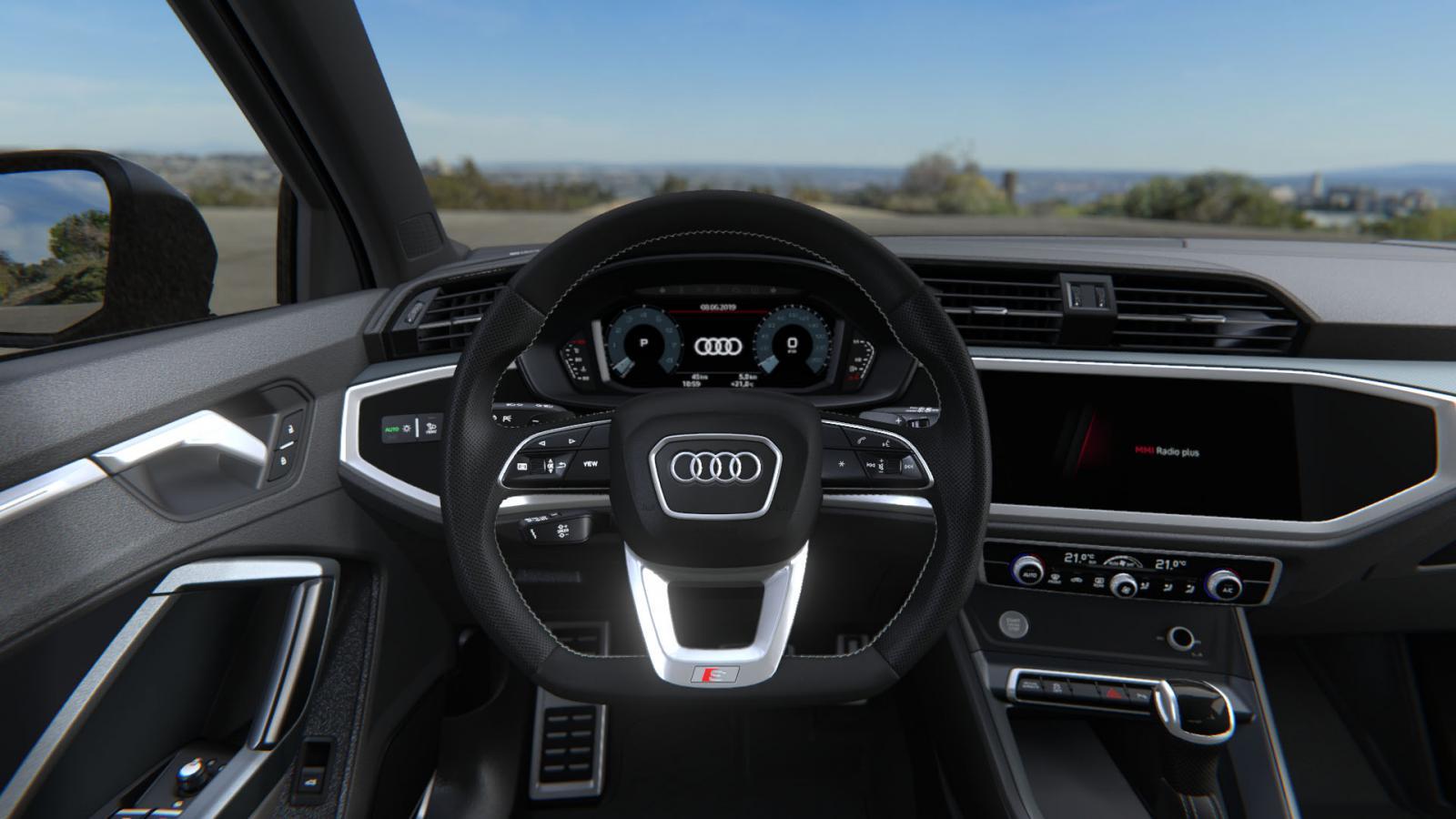 La Audi Q3 S Line es la versión tope de gama