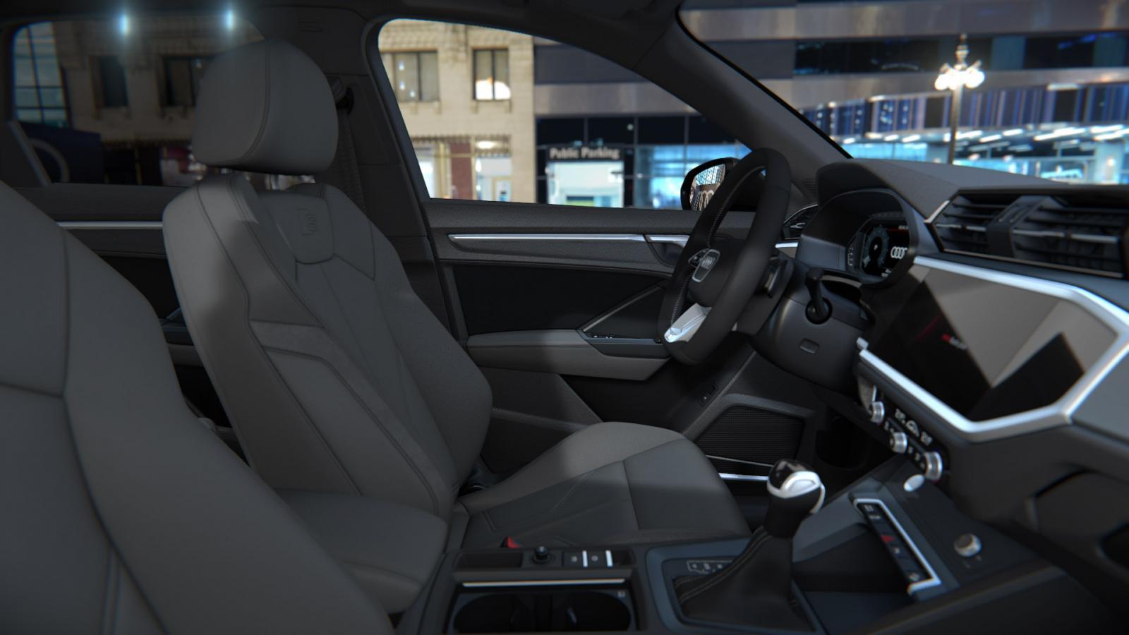 La Audi Q3 es muy tecnológica