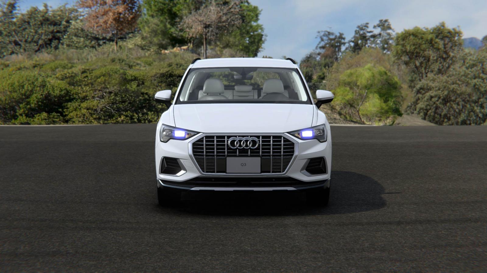 La Audi Q3 2020 se vende en cinco versiones en México