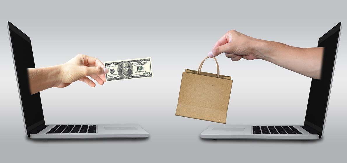 El comercio electrónico es una alternativa a las bajas ventas