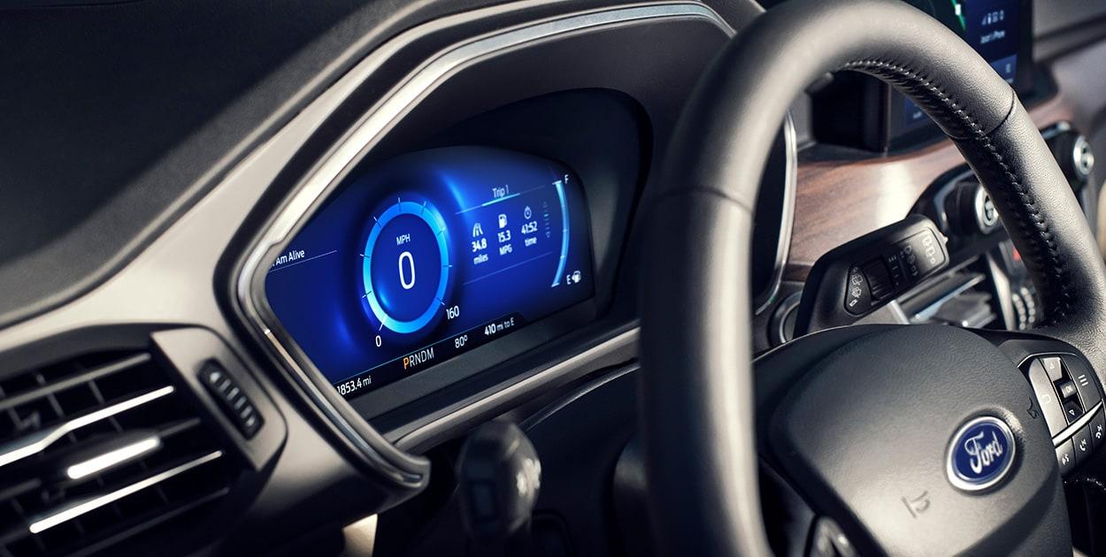 La conducción resulta más entretenida en la SUV de Ford