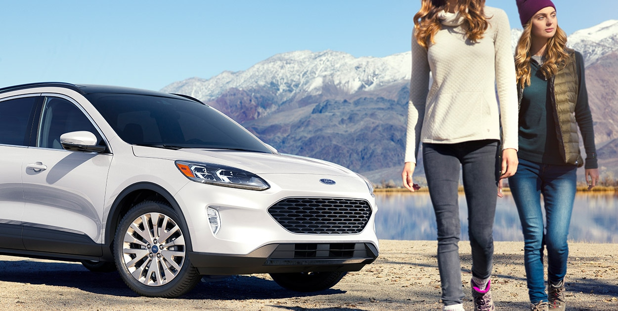 La versión híbrida de la Ford Escape 2020 tiene más sistemas de asistencia para el conductor