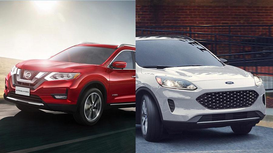 Este par de modelos tienen diferencias marcadas desde el apartado estético
