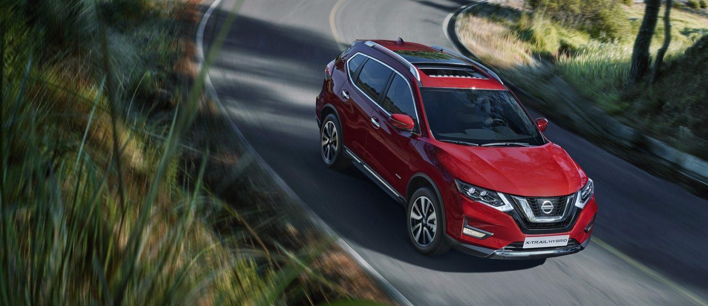 La versión híbrida de la Nissan X-Trail se ajusta al lenguaje estético ya conocido de la marca