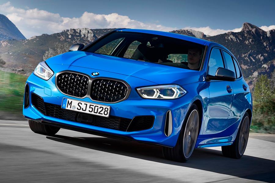 BMW Serie 1 Hatchback 2020