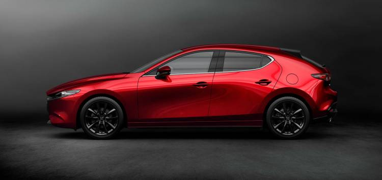 Mazda 3 Hatchback 2020