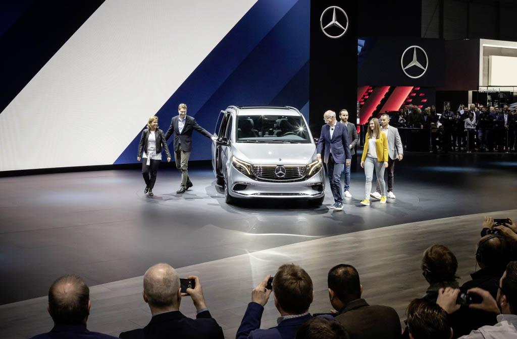 Los Auto Shows no son necesarios para la industria