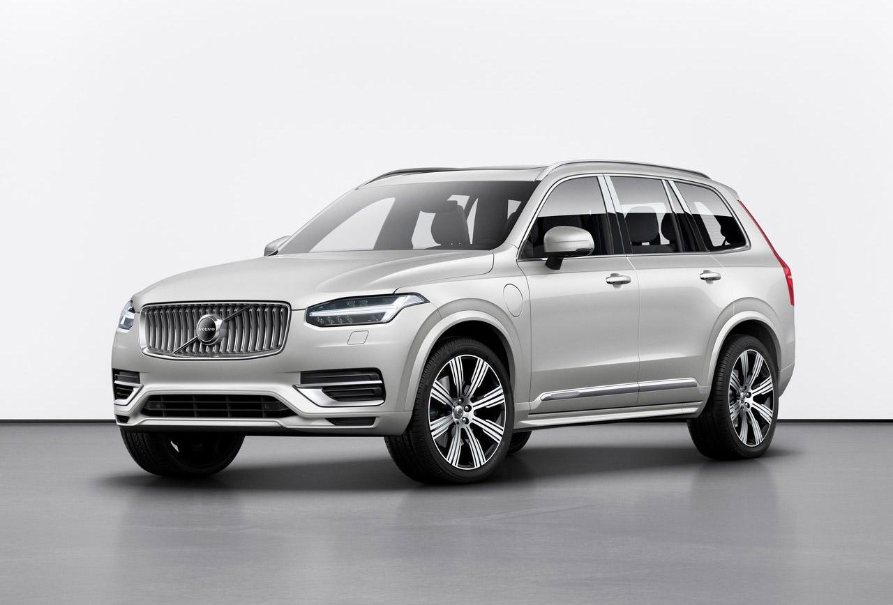 La Volvo XC90 tendrá una versión amplia