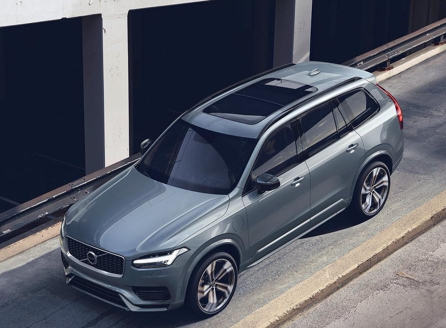 Volvo XC90 T6-R Design 2020