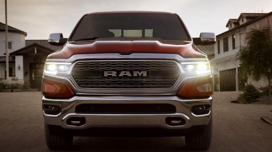 La Ram 1500 Mild-Hybrid Limited 2020 resena opiniones