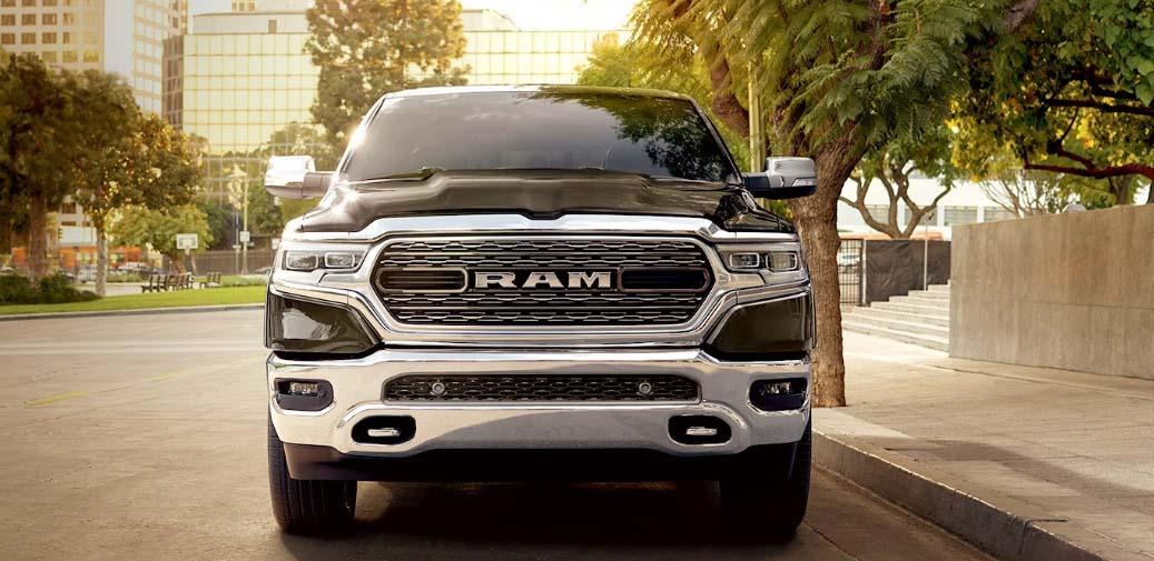La Ram 1500 Mild-Hybrid Limited 2020 resena opiniones estrenó generación en su modelo 2020