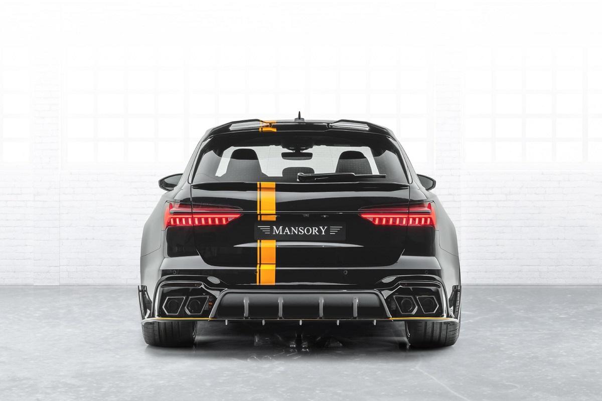 Mansory Audi RS6 Avant