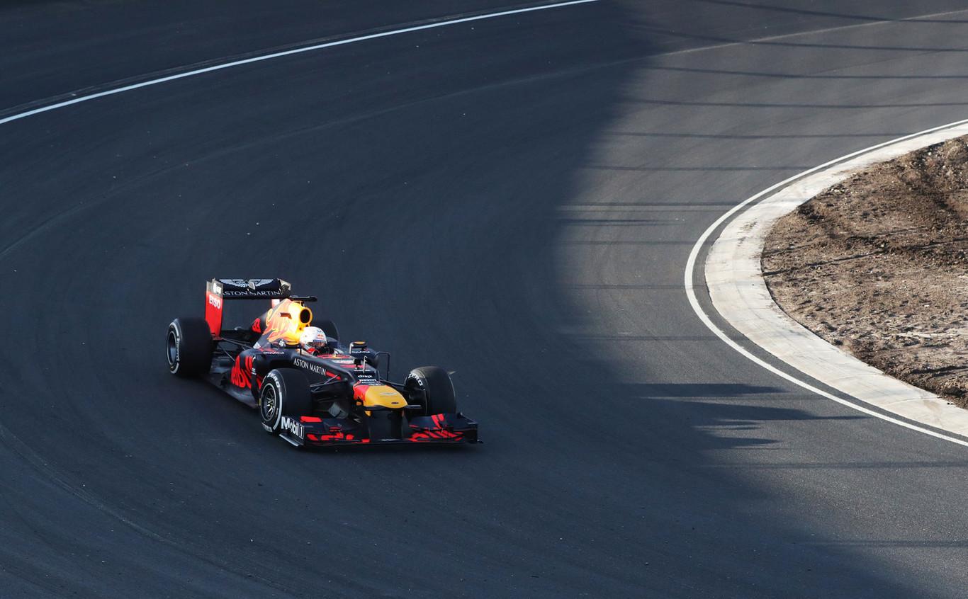 Max Verstappen Fórmula 1 2020 Zandvoort