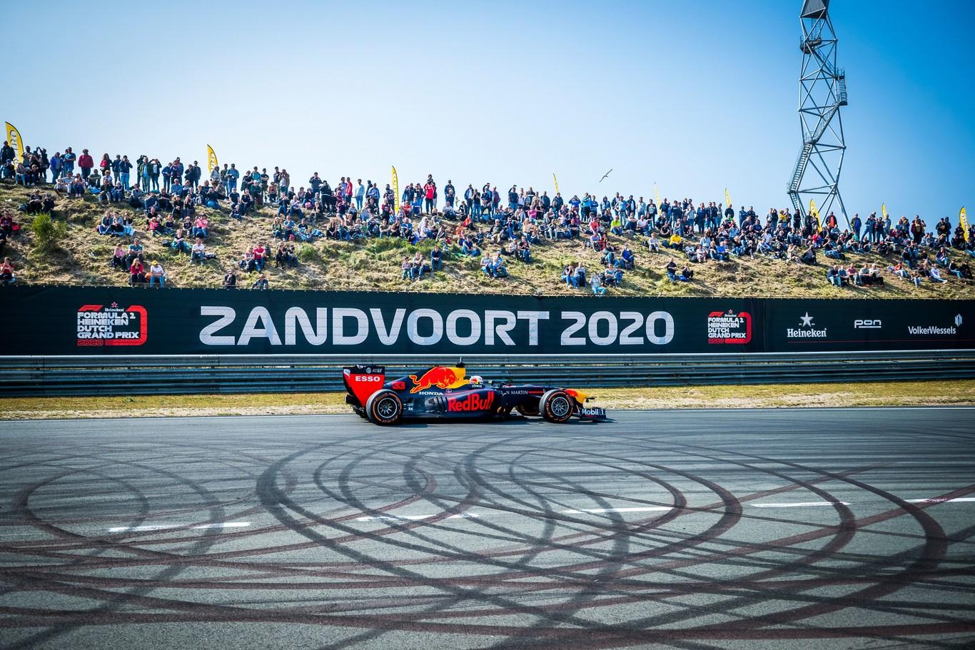 Max Verstappen Fórmula 1 2020