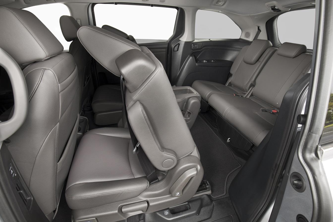 Honda Odyssey Prime 2020 resena opiniones