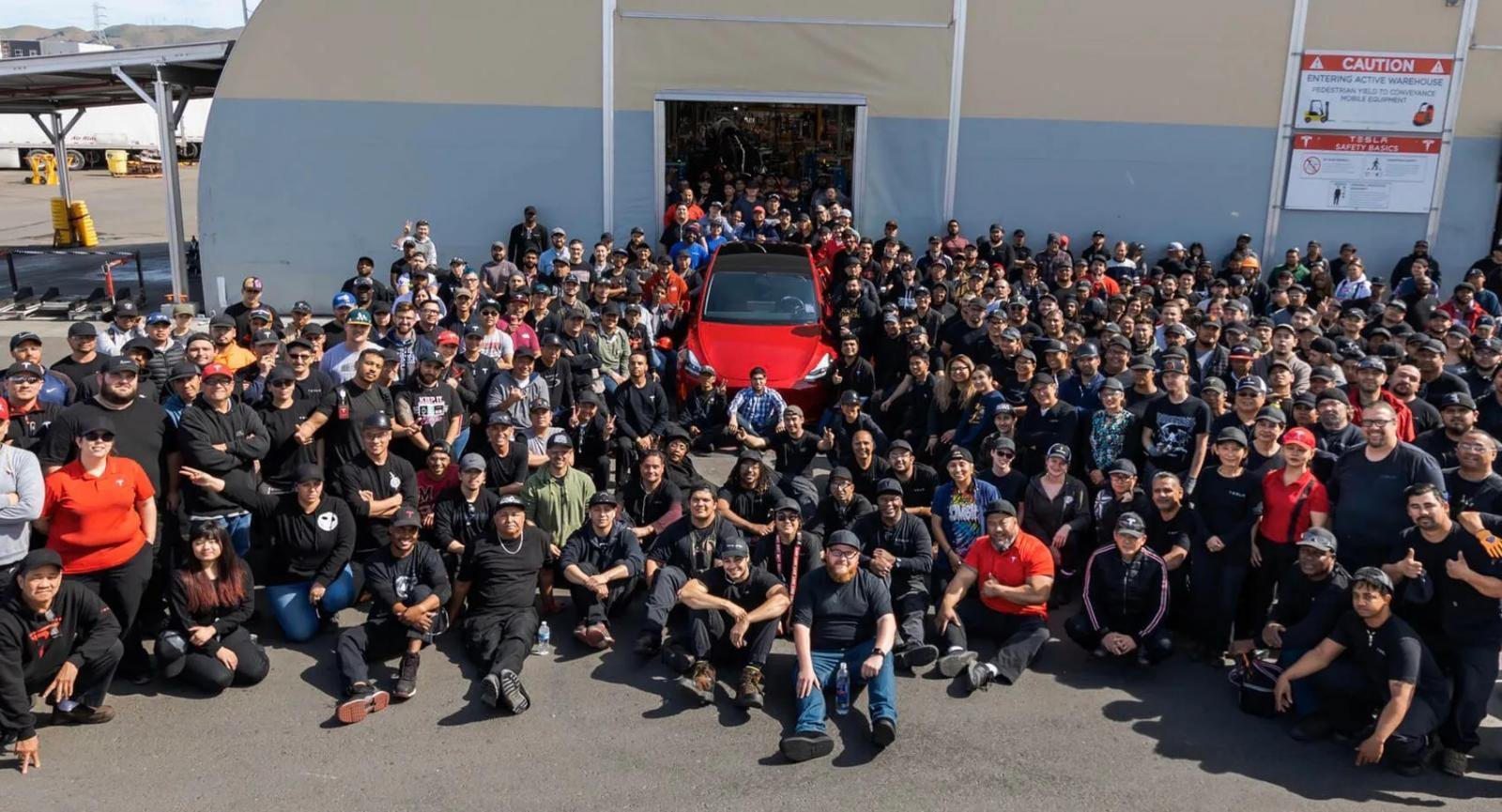 Tesla Model Y 1 millón