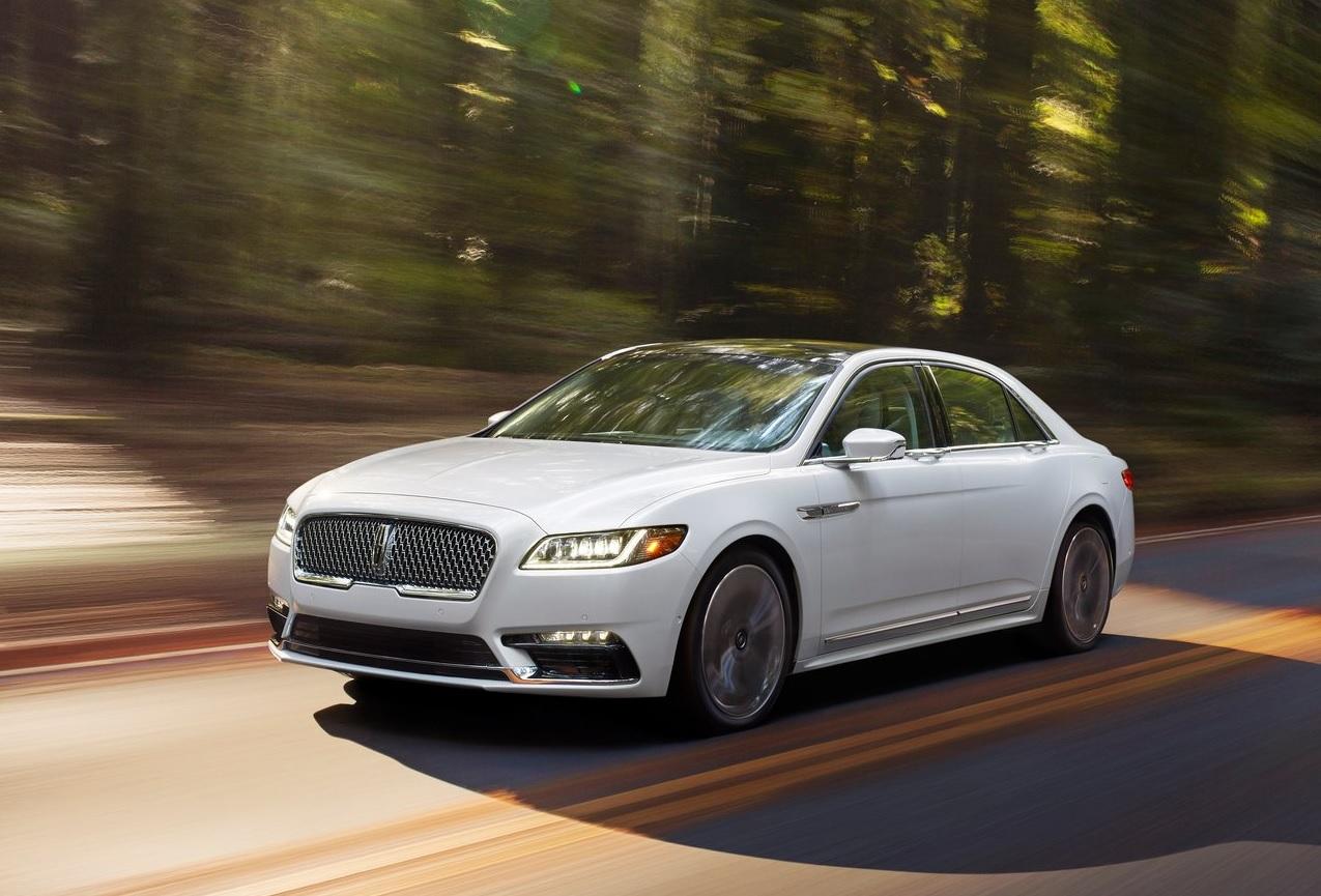 Lincoln Continental 2020 Reseña - El lujo nunca pasa de moda