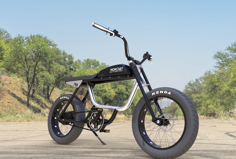 Monday Motorbikes, muévete por la ciudad con estilo y sin emisiones
