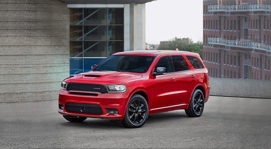 La toma de aire Dodge Durango R/T 2020 resena opiniones en el cofre le da mucha personalidad
