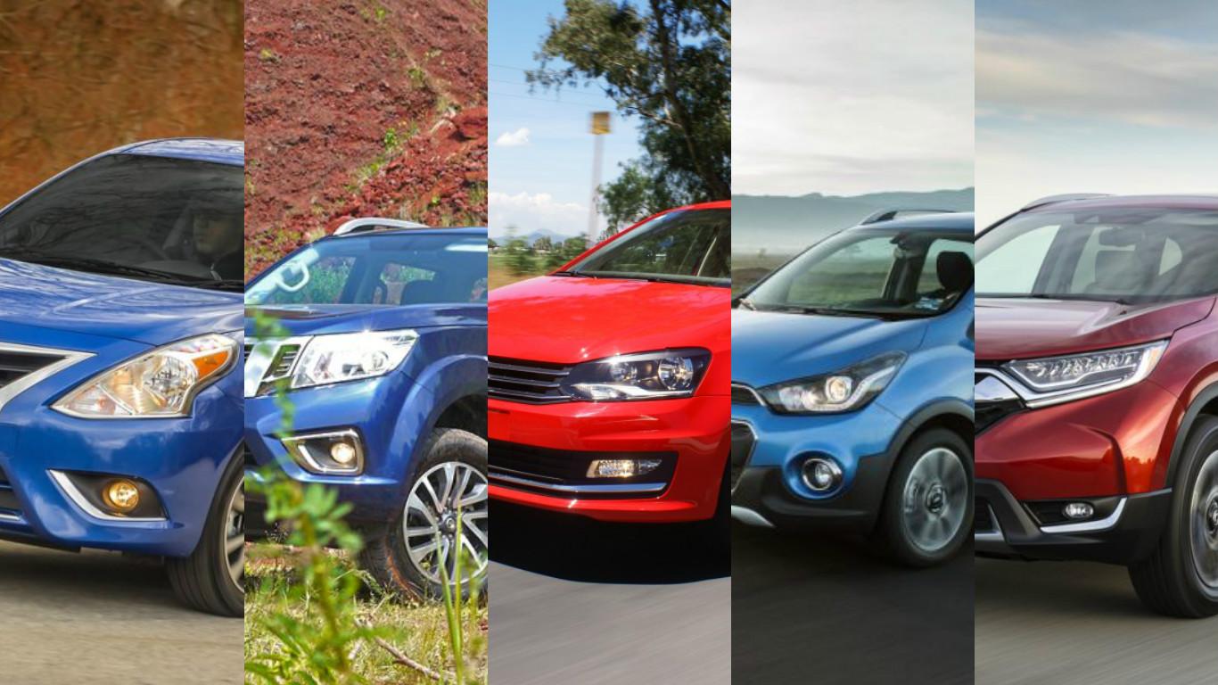 [Infografía] Los diez modelos más vendidos en México al mes de febrero de 2020