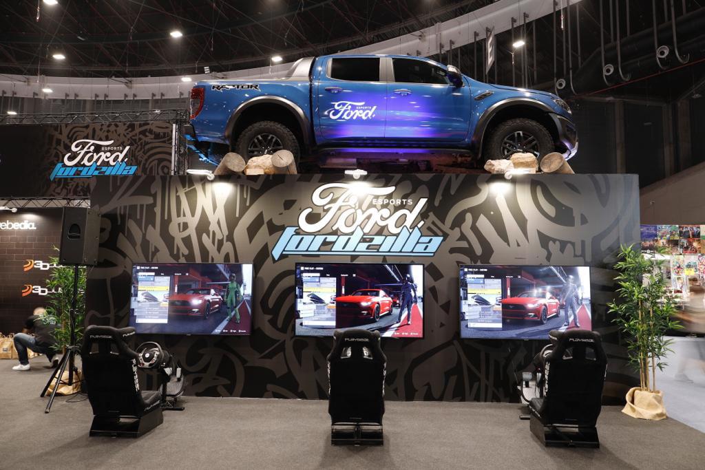 Ford se apoyará en gamers para diseñar un auto virtual