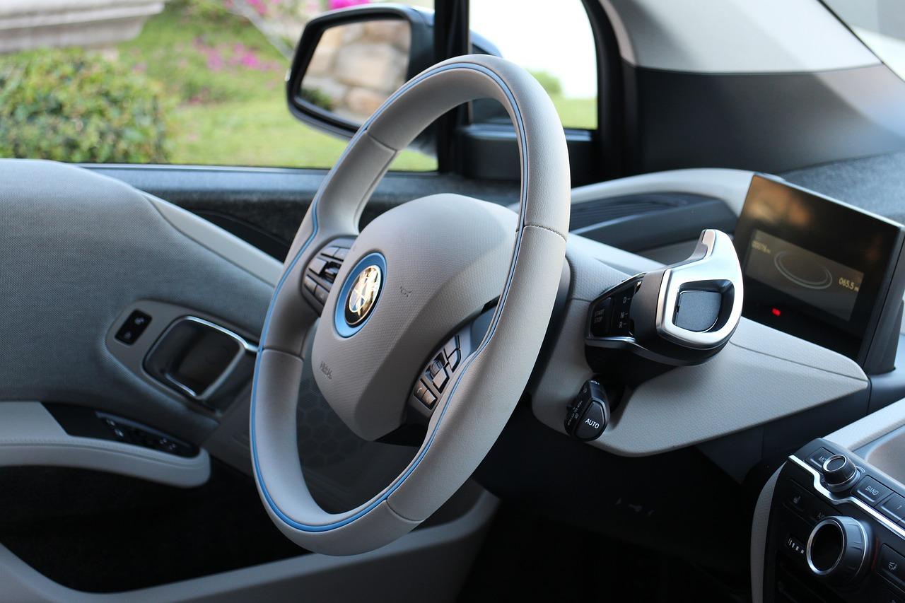 BMW i3 manejo