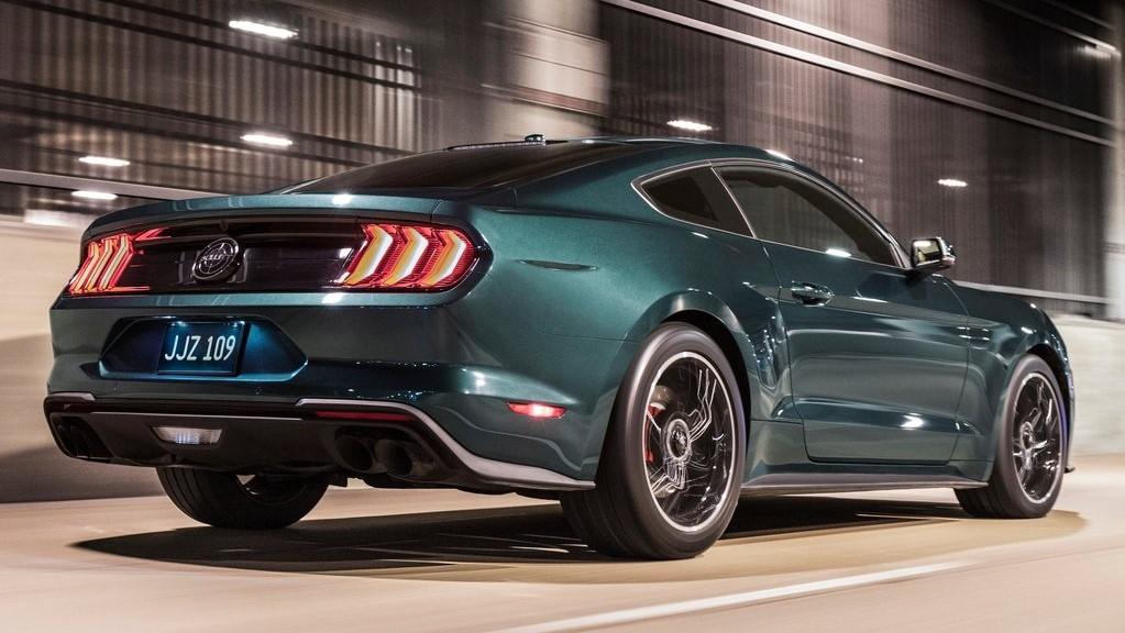 Ford Mustang Bullitt 2020 Propone un manejo preciso, rápido y ágil