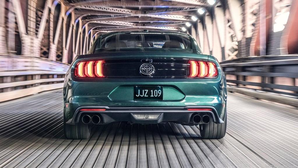 Ford Mustang Bullitt 2020 Es un deportivo con gran personalidad y que se siente versátil para rodar en ciudad o carretera