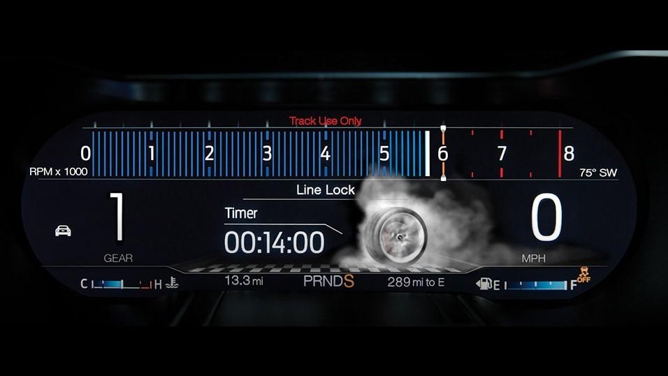 Ford Mustang Bullitt 2020 tiene un equipo completo para el infotenimiento