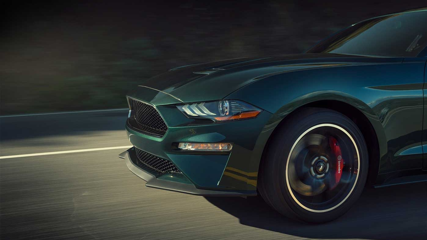Ford Mustang Bullitt 2020 Se trata de una de las versiones más completas de la gama