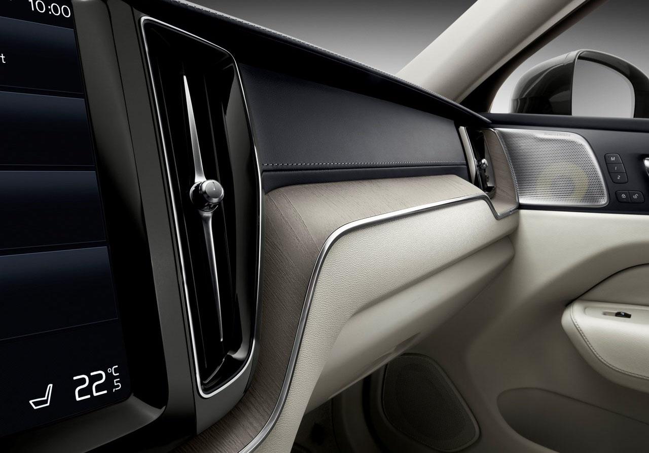 El sistema CleanZone está en toda la gama Volvo
