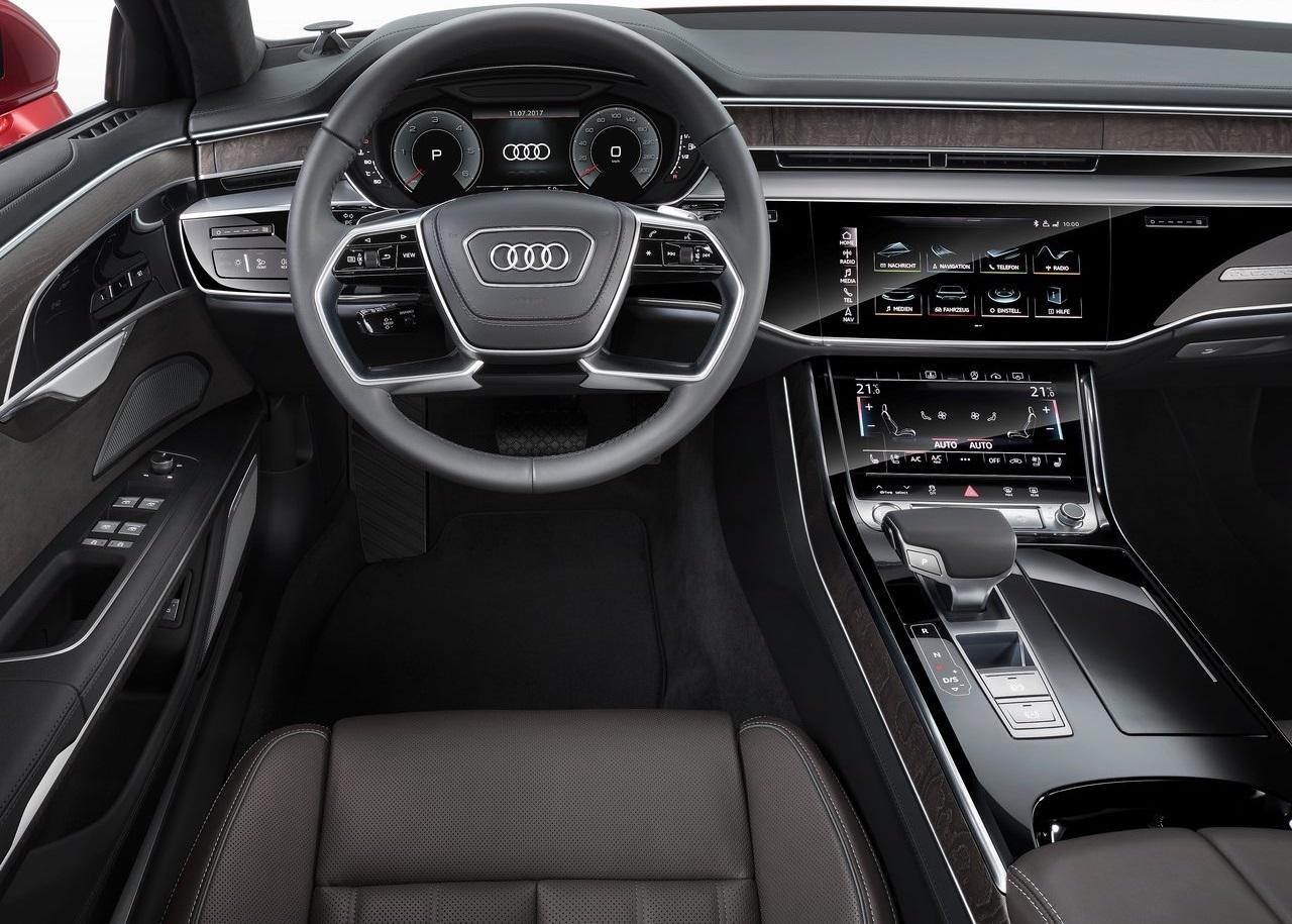 Audi A8 2020 precio en México