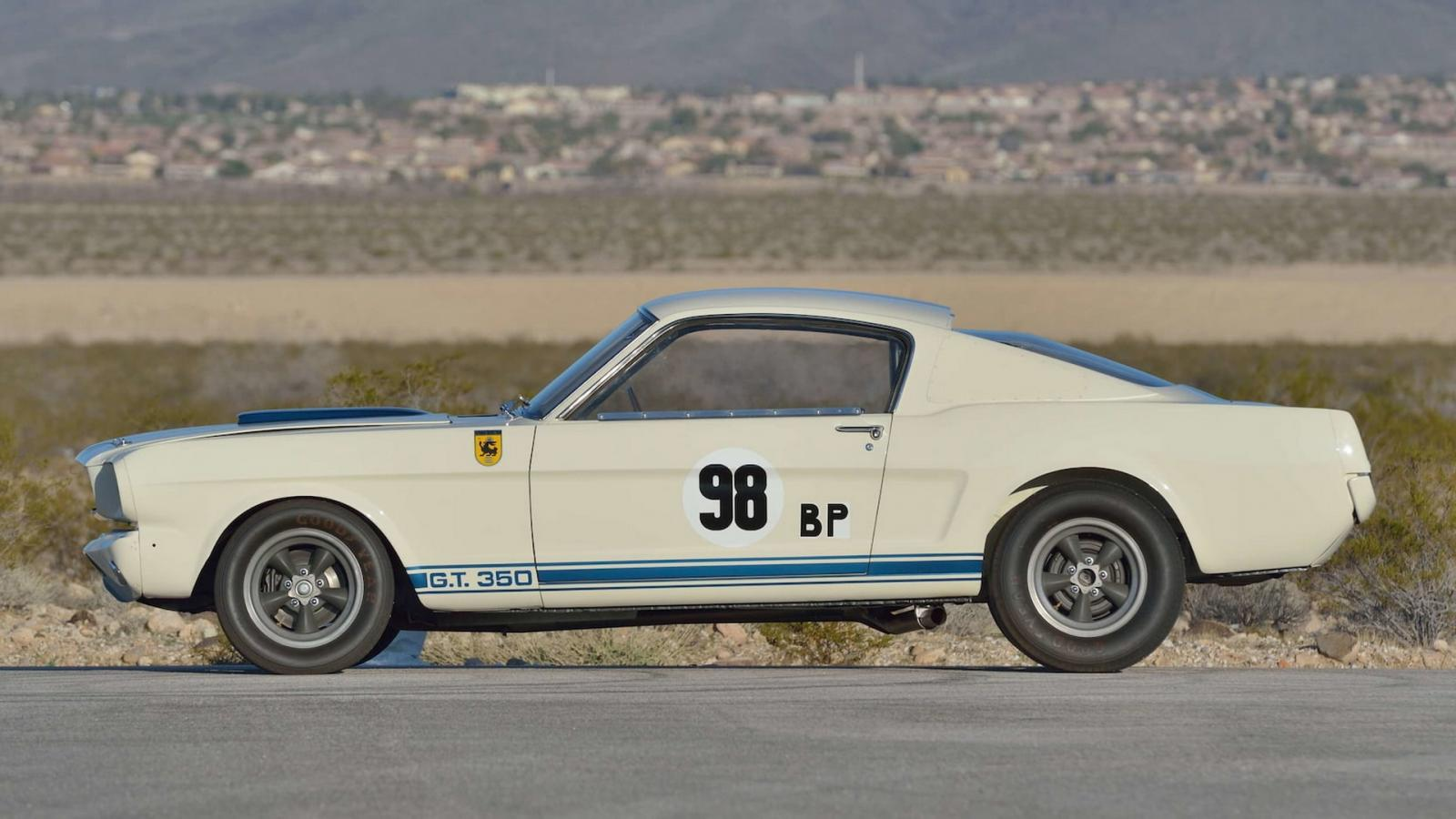 Ford Mustang Shelby GT350R 1965