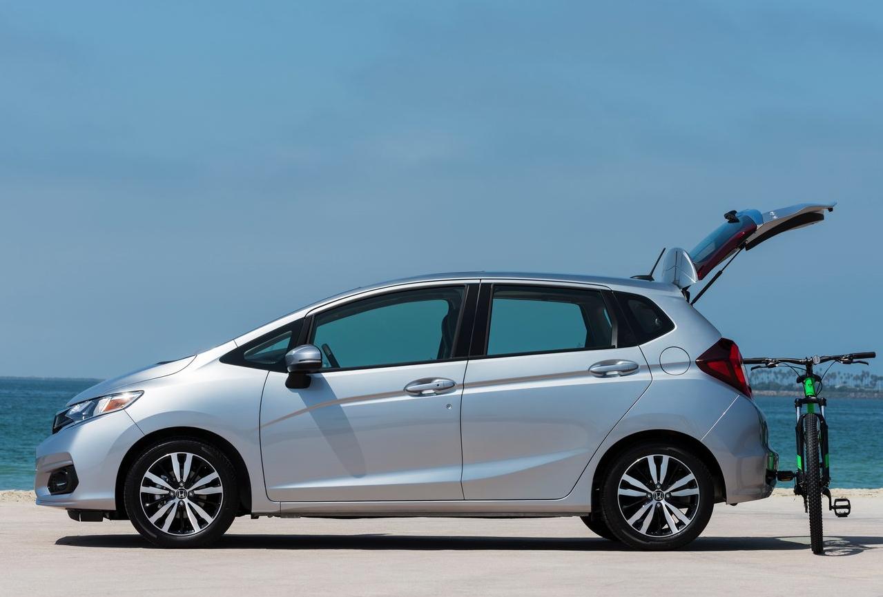 Honda Fit Hit CVT 2020 resena opiniones