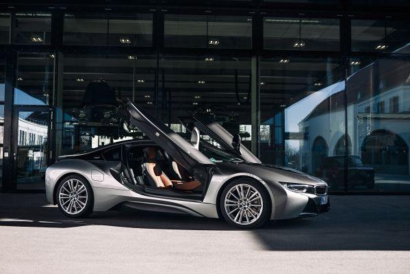 El BMW i8 dirá adiós en abril