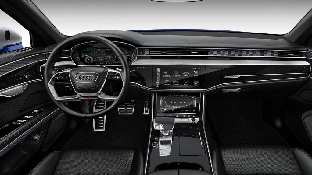 Audi S8 TFSI 2020 resena opiniones Presume amplitud en cabina