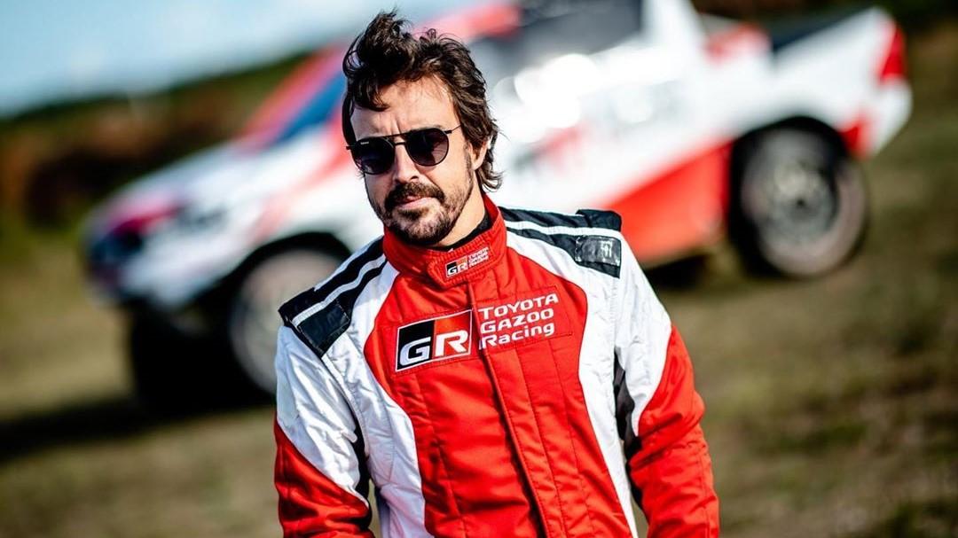 Mostrará cómo se preparó Fernando Alonso para el Rally Dakar