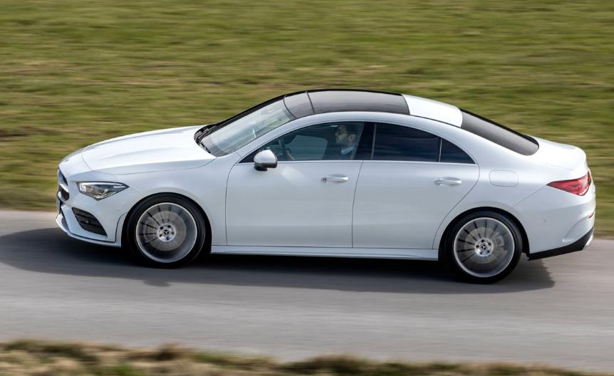 Mercedes-Benz CLA 250 Sport 2020 resena opiniones