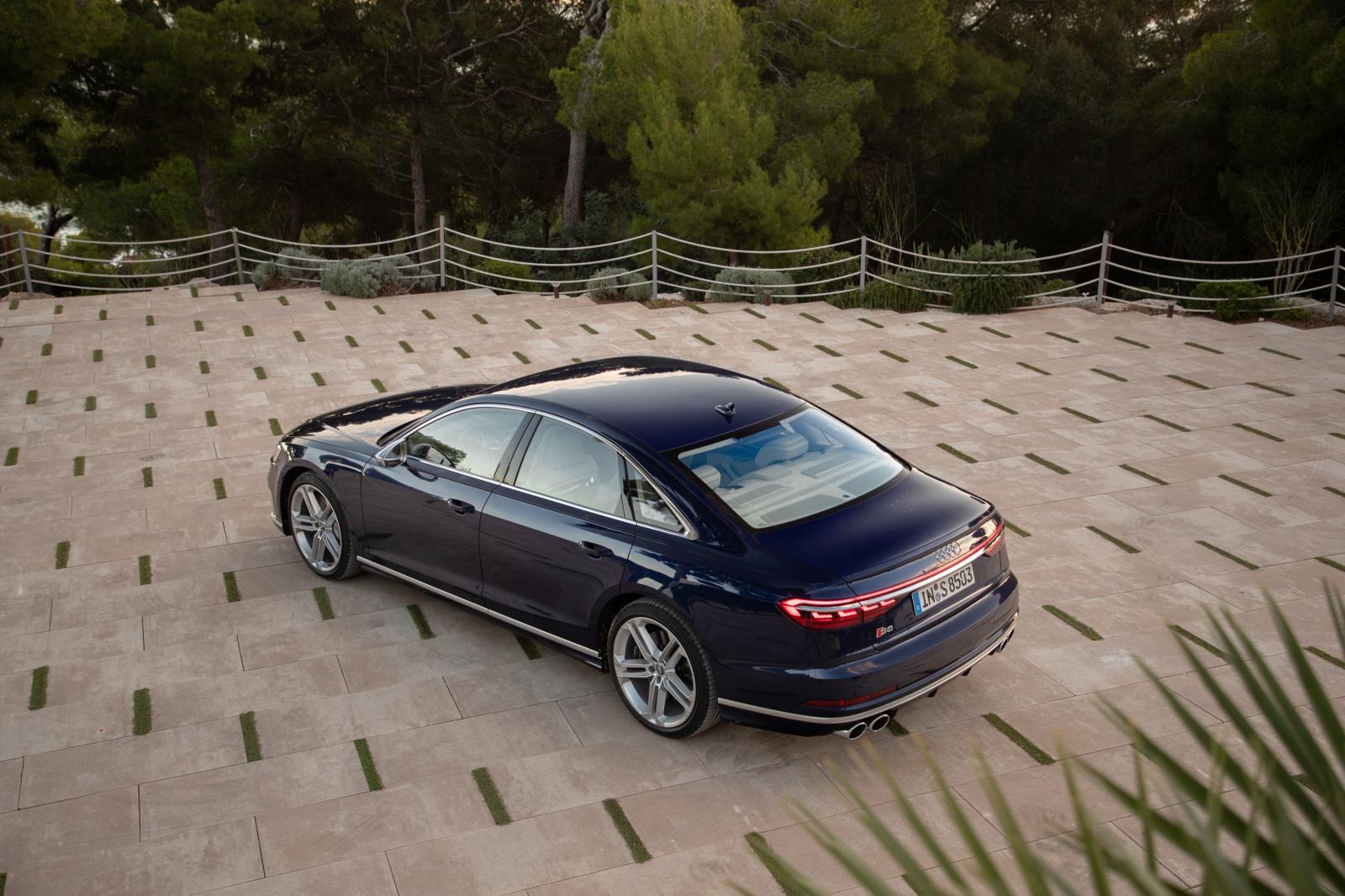 El Audi S8 2020 precio en México se vende en una versión