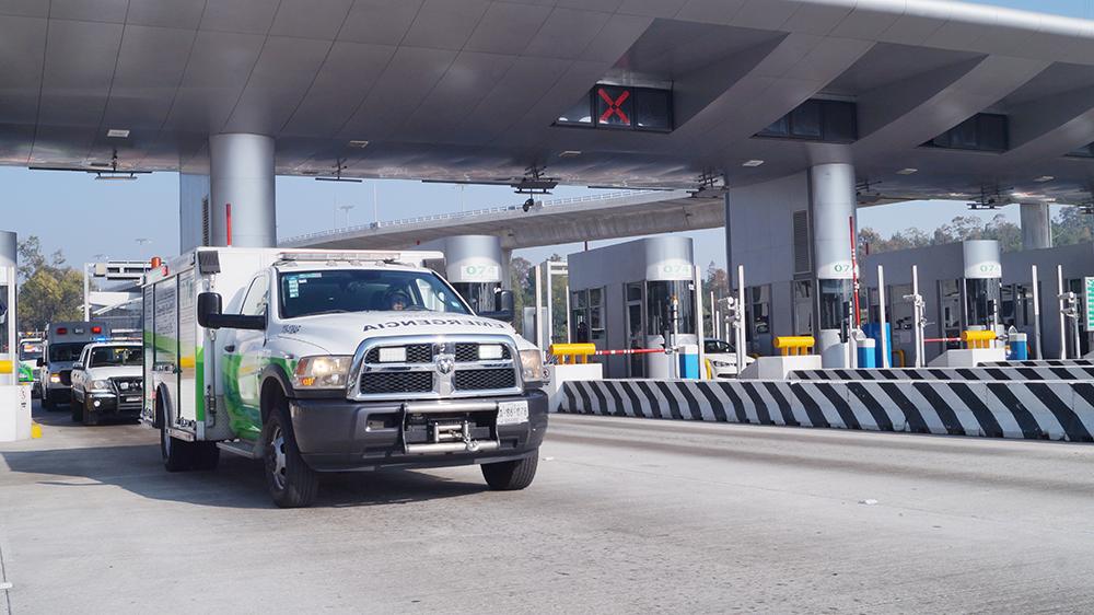 Los servicios de emergencia te pueden ayudar en caso de accidente